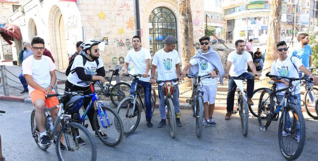 Palestine Friends of the Earth, day of action 2017