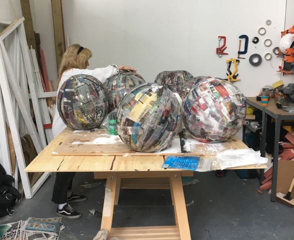 Making an Earth head
