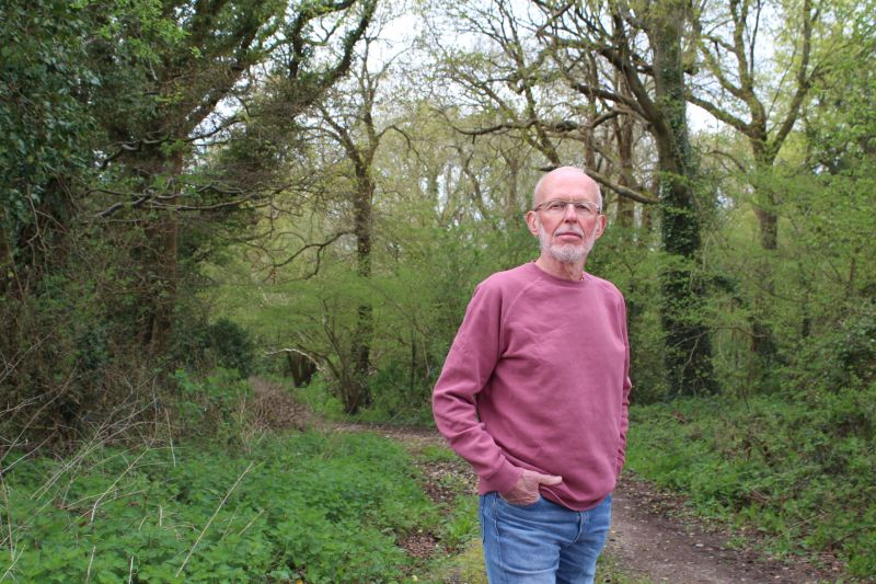 Michael Harbour from Markwells Wood Watch