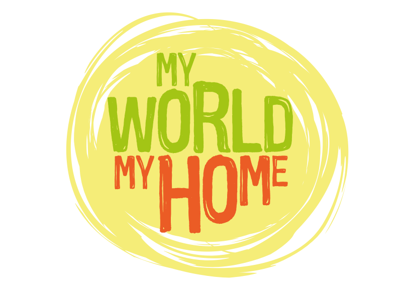 My World My Home logo
