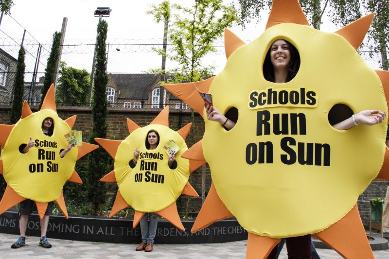 Run on Sun costumes 2014