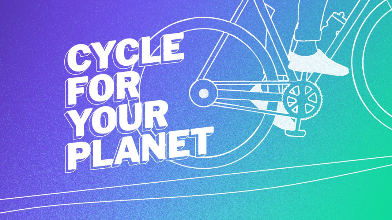 Cycle For Your Planet