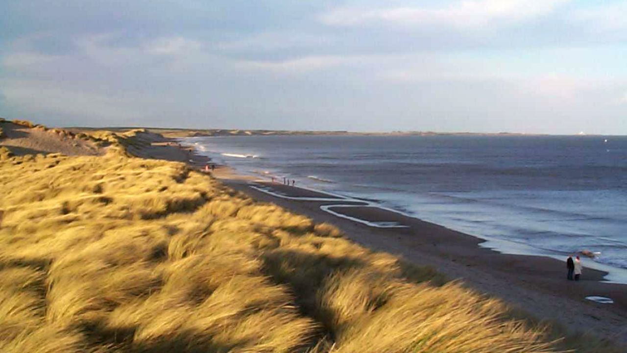 Druridge Bay dunes