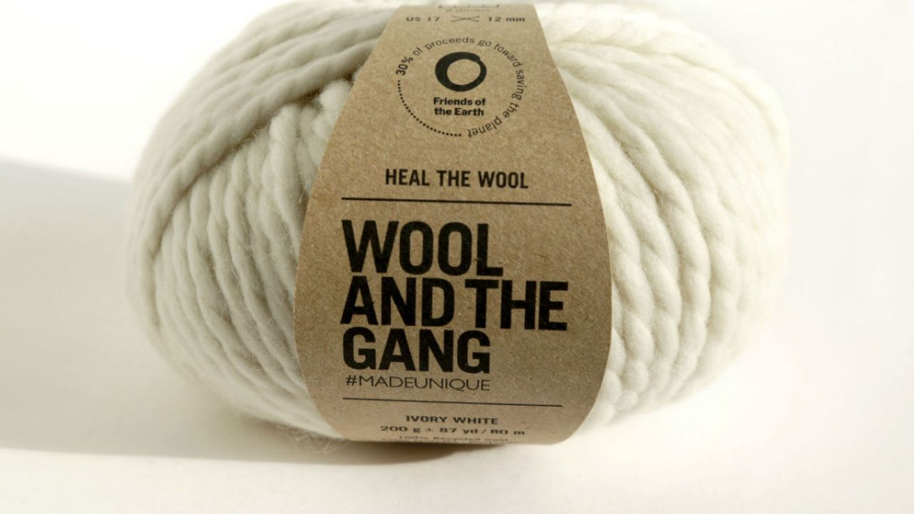 Heal the wool wool and the gang friends of the earth partnership