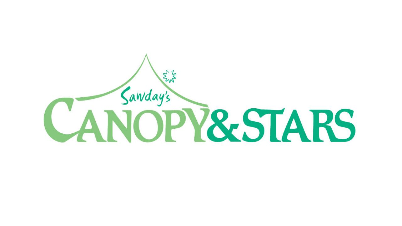 Canopy and stars logo