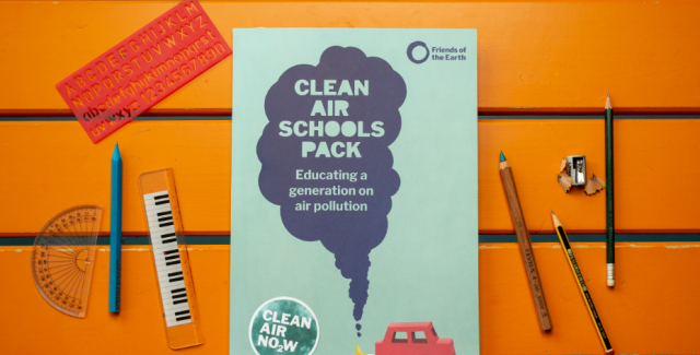 Clean Air Schools Pack