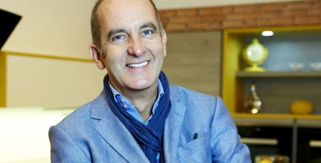 Kevin McCloud at Grand Designs Live