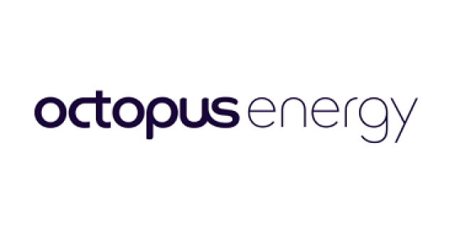 Octopus Energy Logo - Square